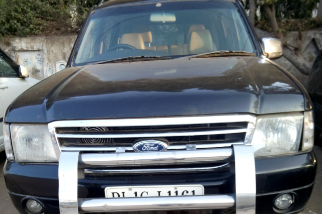 Ford Endeavour 4x4 MT 2004