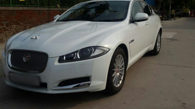 Jaguar XF 2.2 Luxury 2014