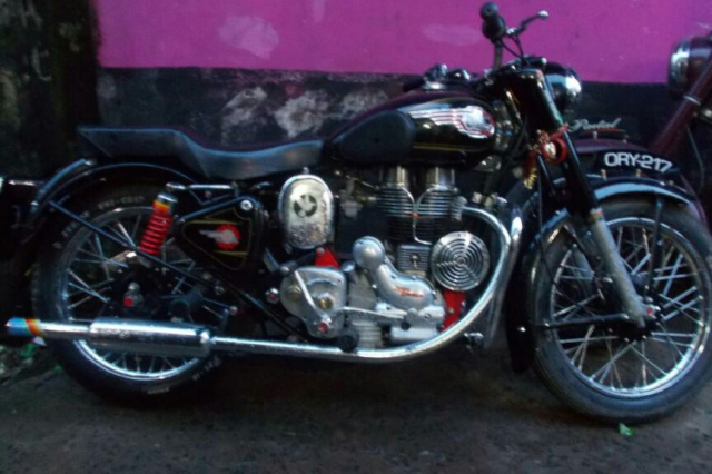 Royal Enfield Standard 350 1980