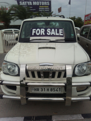 Mahindra Scorpio VLX AIRBAG AT BS IV 2013