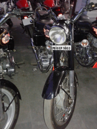 Royal Enfield Standard 350 2014