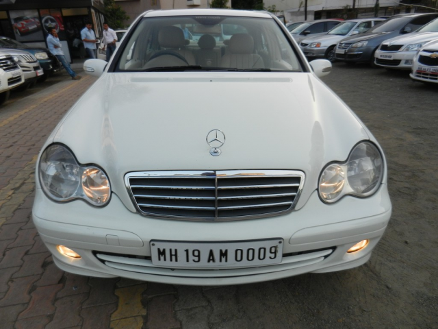Mercedes-Benz C-Class 220 CDI AT 2007