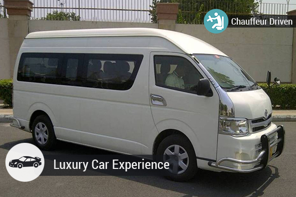 Delhi Limo drive full day Trip (16 hours & 100 km)