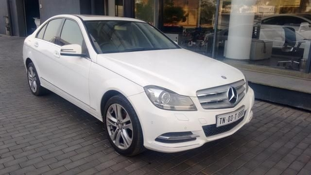 Mercedes-Benz C-Class 220 CDI Elegance AT 2013