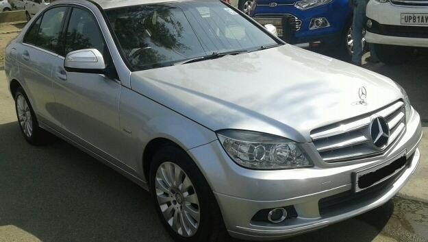 Mercedes-Benz C-Class 220 CDI AVANTGRADE AT 2008