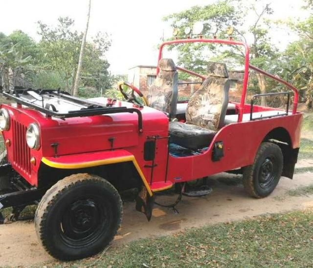 5 Used Mahindra Jeep Cars For Sale In Bhubaneswar Droom