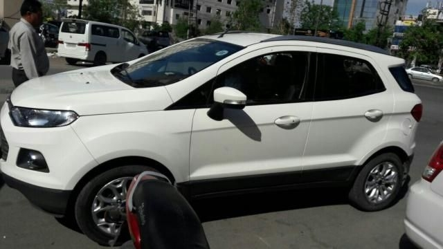 Ford EcoSport Trend 2012