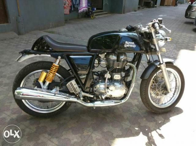 Royal Enfield Continental GT 500cc 2015