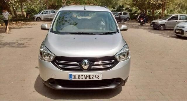 Renault Lodgy 85 PS RxE 2015