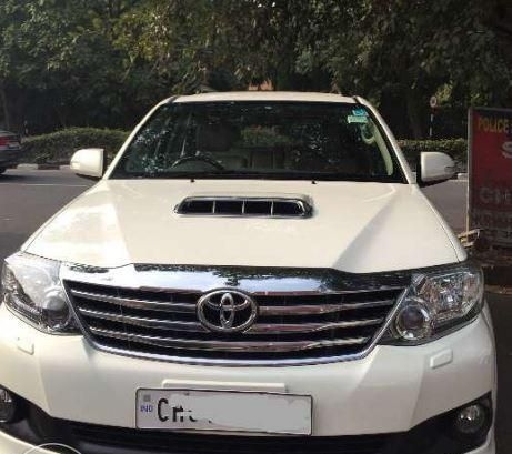 Toyota Fortuner 3.0 AT 4X2 2013