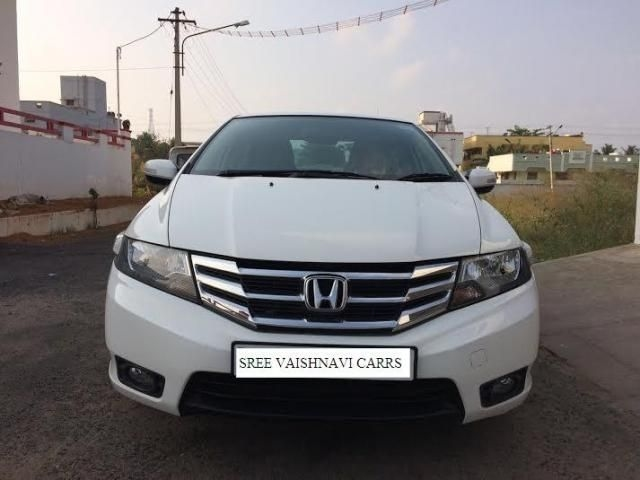 Honda City V AT 2013