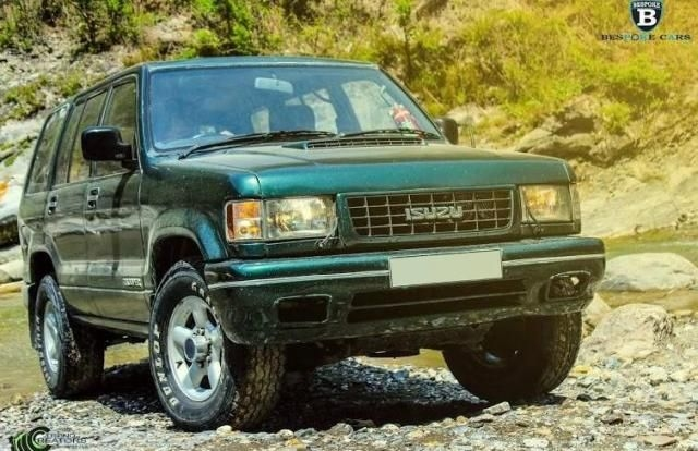 Isuzu Trooper 4X4 MT 1997
