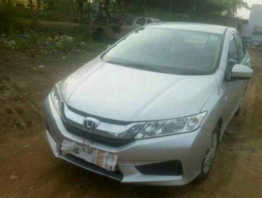 Honda City SV AT 2014
