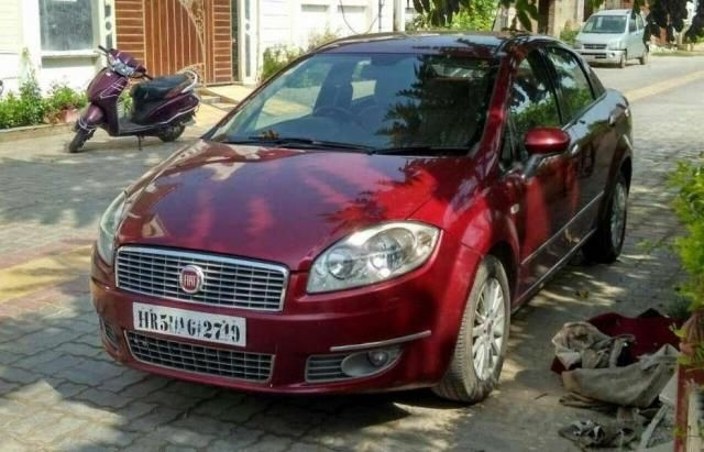 Fiat Linea EMOTION 1.3 2009