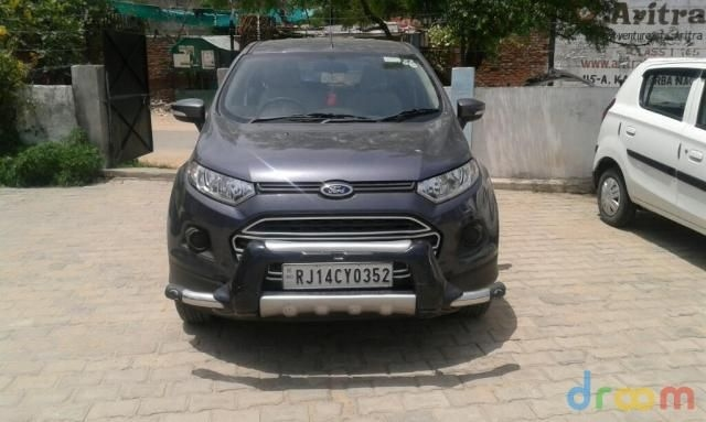 Ford EcoSport TREND 1.5 TDCI 2014