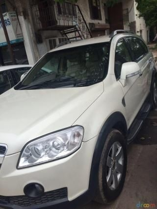 Chevrolet Captiva LTZ AWD AT 2009