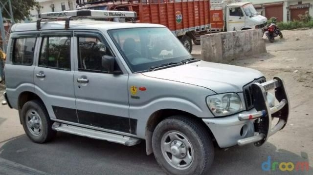 Mahindra Scorpio Turbo 2.6 dx 2002