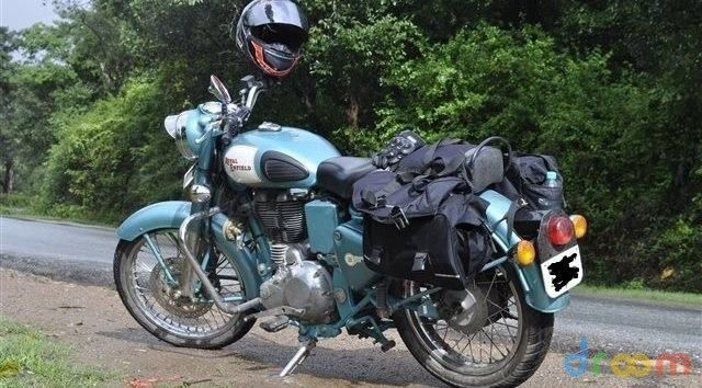 Royal Enfield Classic Chrome 500cc 2011