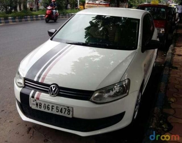 Volkswagen Polo HIGHLINE1.2L PETROL 2016