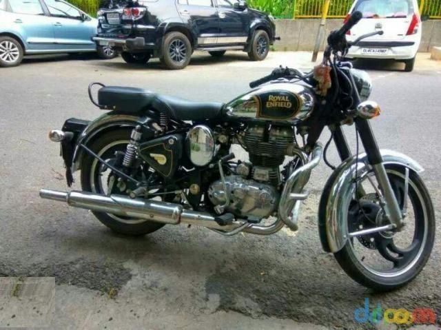 Royal Enfield Classic Chrome 500cc 2015