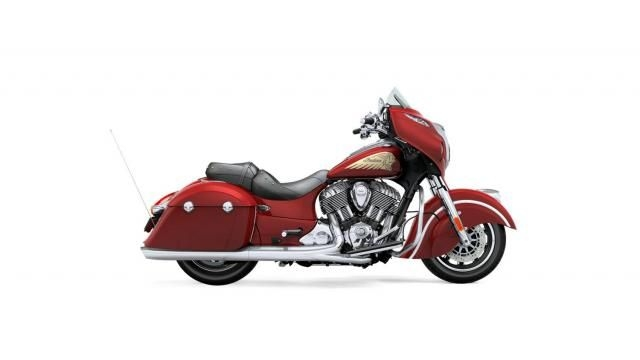 Indian Chieftain 1811cc 2016