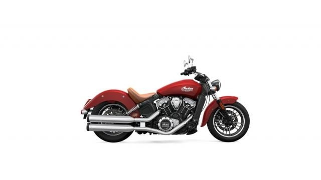 Indian Scout 1130cc 2016