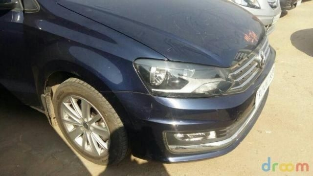 Volkswagen Vento Highline Diesel AT 2016