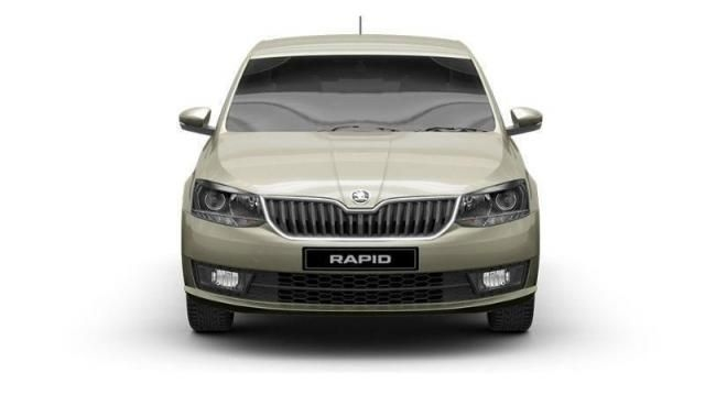 Skoda Rapid 1.6 MPI AMBITION AT 2016