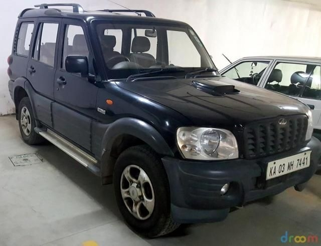 Mahindra Scorpio DX 2.6 TURBO 8 STR 2007