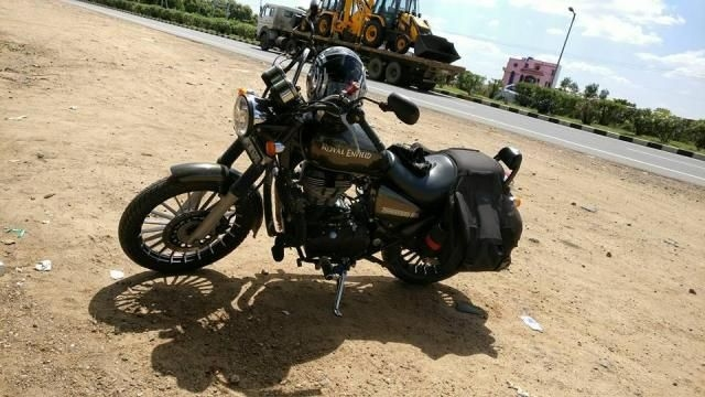 Royal Enfield Thunderbird 500cc 2015