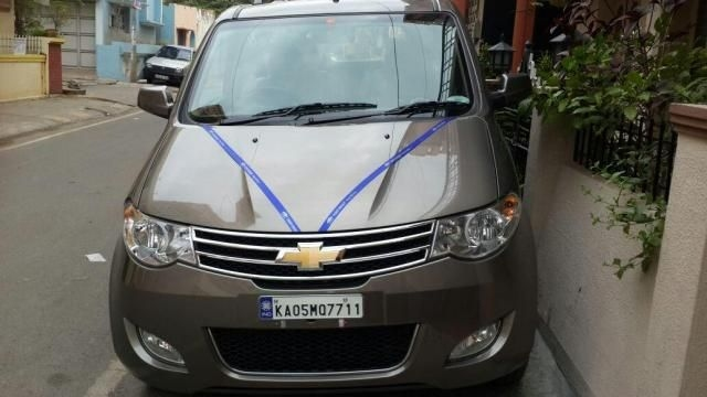 Chevrolet Enjoy 1.3 LTZ 7 STR 2014