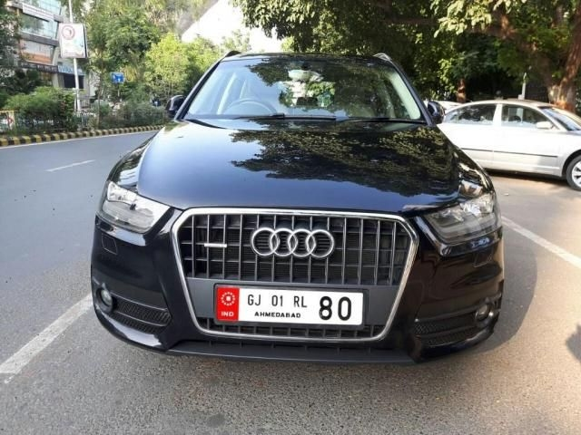 Audi Q3 2.0 TDI MT S EDITION 2015