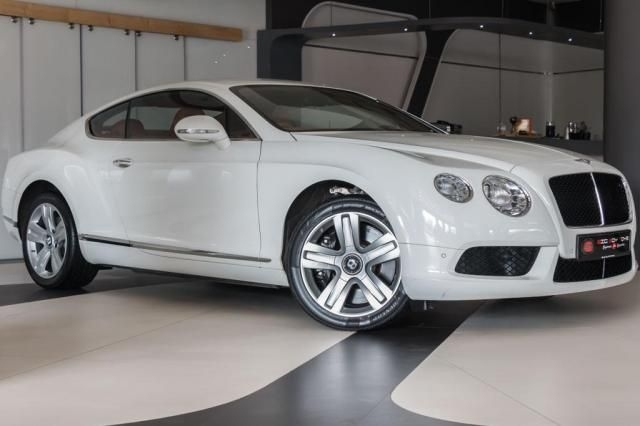 Bentley Continental GT Base 2013