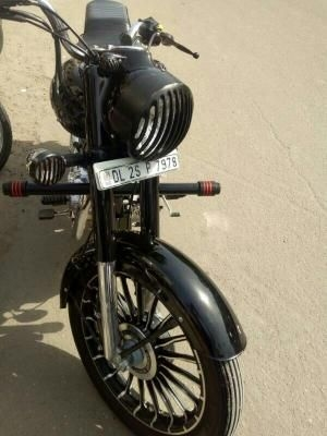 Royal Enfield Standard 350 2016