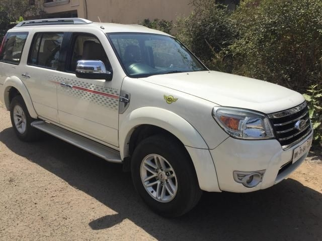 Ford Endeavour 3.0L 4X4 AT 2012