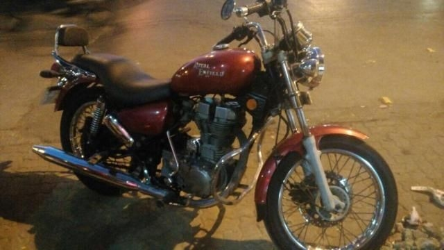 Royal Enfield Thunderbird 350cc 2009