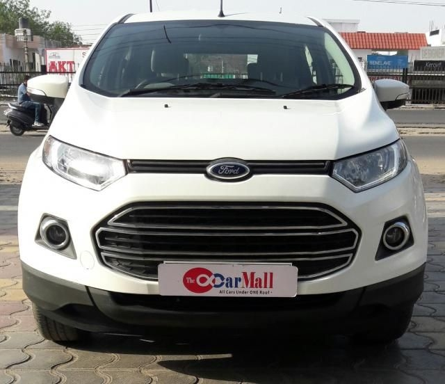 Ford EcoSport TREND 1.5 TDCI 2015