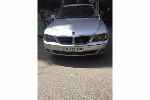 BMW 7 Series 730 LD 2008