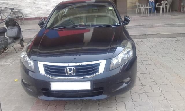 Honda Accord 2.4 i-VTEC MT 2010