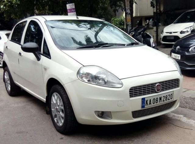 Fiat Grande Punto Emotion 90HP 2012