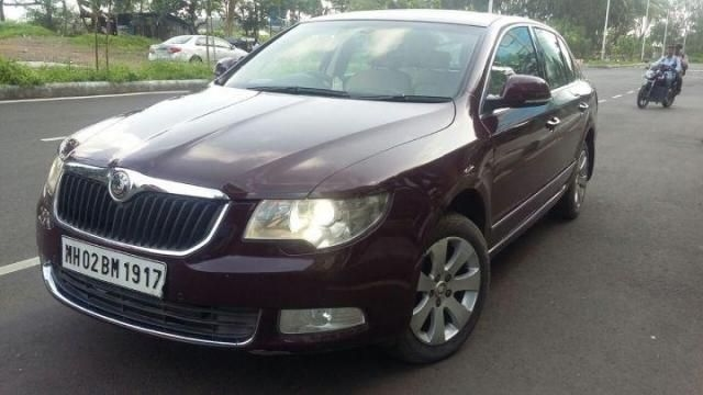 Skoda Superb 1.8 TSI AT 2009