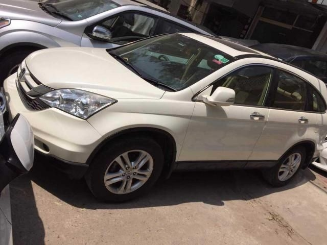Honda CR-V 2.4L 4WD MT with Sunroof 2012