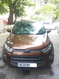 Ford EcoSport 1.5 Ti VCT AT Signature 2016