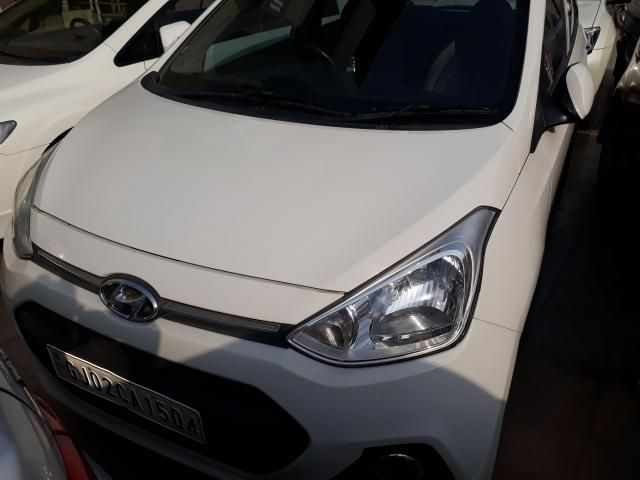 Hyundai Grand i10 Asta AT 2015