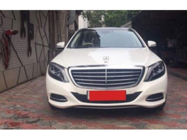Mercedes-Benz S-Class 350 CDI LONG BLUE EFFICIENCY 2015