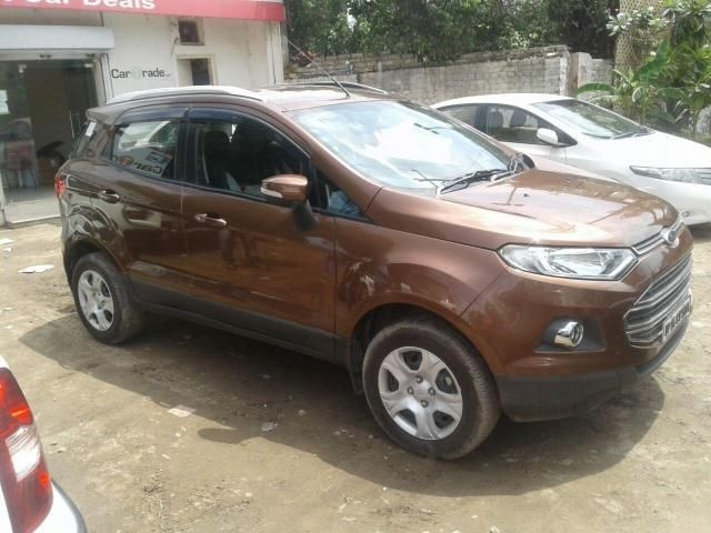 Ford EcoSport Ambiente 1.5L TDCi 2016