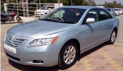 Toyota Camry 2.5L AT 2006