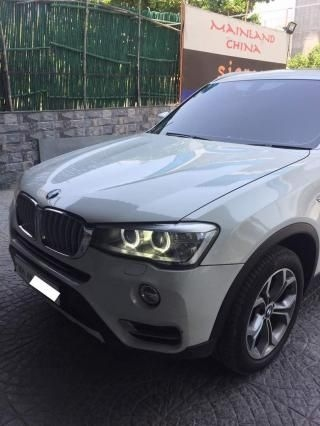 BMW X3 XDRIVE20D EXPEDITION 2014