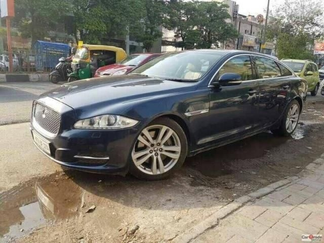 Jaguar XJ L 5.0 PETROL SC SUPERSPORT 2010