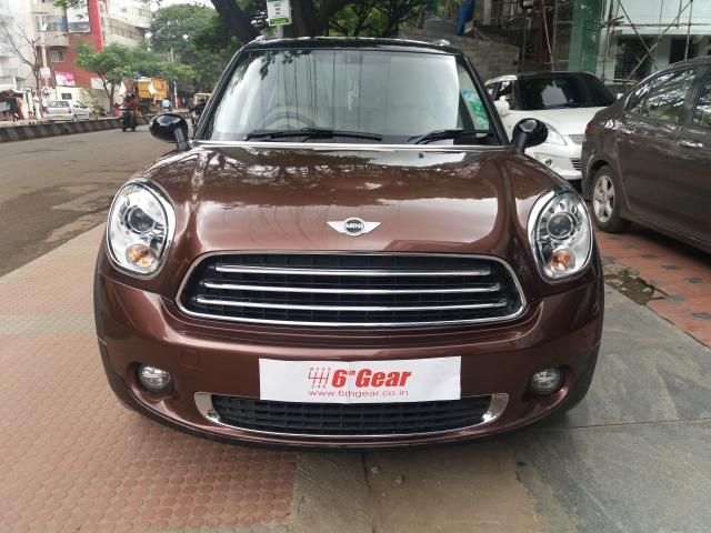 Mini Countryman Cooper D 2013